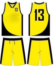 OEM best sublimation basketball team uniform design for men