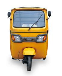 200CC bajaj three wheeler auto rickshaw price