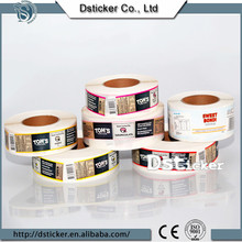 Permanent Usage 2015 Wide Application Cutting in Roll/Sheet Label