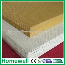 la tela de carbono material deinsonorización acústica del panel