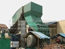 Waste bicycle crusher, recycling crushing machine