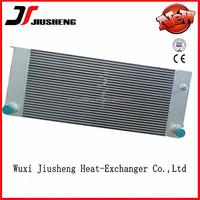 Vacuum Brazed Aluminum Plate -bar motorcycle radiator fan /water cooler/water heat exchanger