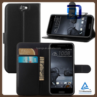 for htc one a9 case, mobile phone wallet stand pu leather flip cover case for htc one a9 alibaba china