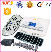 Salon use infrared fat reducing product, EMS body fast slim, electro breast tightening equipment Au-6804B