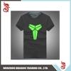 2015 Hot sale low price Temperature Sensitive Color Change T-Shirts