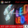 led pixel dot light factory price(SCT-DD-1)