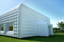 Hot events inflatable photo booth, inflatable building , inflatable dome tent
