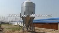 Huabo poultry feed bin for chicken farm