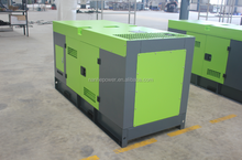 2015 new technology water cooled AC 3 phase power generator diesel