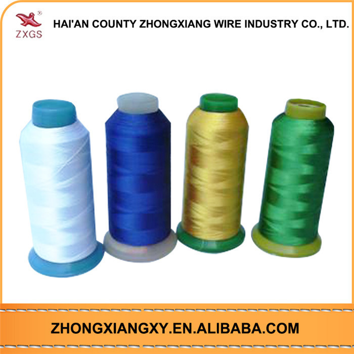 machine embroidery threads wholesale