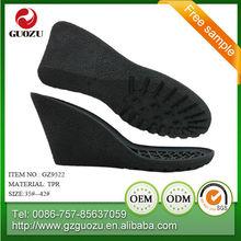 fabricante sandalias suelas para dama