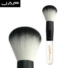 JAF Synthetic Fiber Face Brush Make Up Artist Cosmetic (18SW-W) - Custom Logo