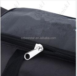 Fishing Rod Bag Pole Tackle Gear Shoulder Foldable Luggage