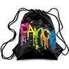 Dance competition bags personalized drawstring bags for teens