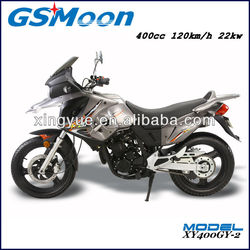 400cc cruiser motorcycle Meet Euro III / DOT/ CDOT / EPA
