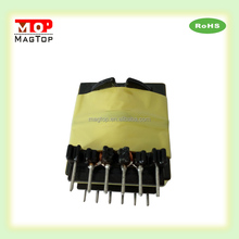 horizontal power transformer,eer high frequency transformer