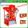 Eco Premium 2700 manual brick making machine south africa