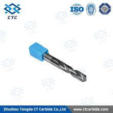 solid carbide large end mills/6 flute finishing end mill for hardened steel/carbide straight cutters/cnc lathe cutting tool bit