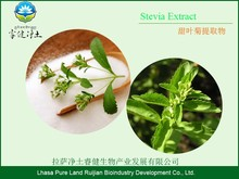 FDA,GMP Kosher Supplier Highly Purified Rebaudioside A, Stevioside 60%-98% Stevia Extract