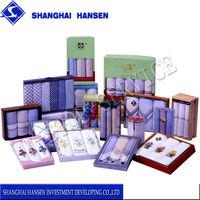 Cotton Handkerchiefs in Gift Box ExporT Agent