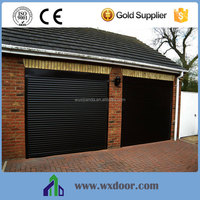 China manufacturer Cheap Aluminum Automatic Patio Door Security Shutters for Sale