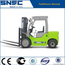 Trucks Loading Capacity 2 Ton Fork Lift