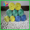 100% biodegradable plastic PE garbage bags on roll