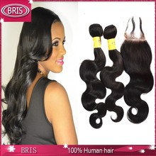 Fashion raw unprocessed virgin hairstyles for long black hair