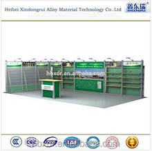 metal frame booth trade show booth structure aluminum framing materials