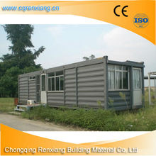 RX Newest Design Low Cost and Durable Prefab Shipping Container Home for Sale