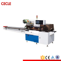 Cecle towel wrapping packing machine