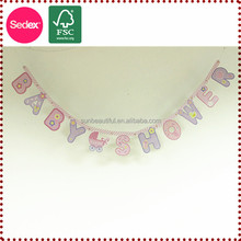 Baby shower banners For Celebration