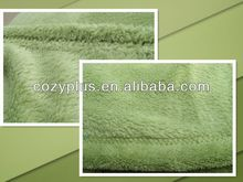 2013 alibaba top 10 Fleece Blanket 100% Polyester Fabric for glove for iphone ipad
