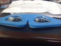 medical eye protector during procedures