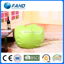new design soft round pouf bean bag chair round sofa bed