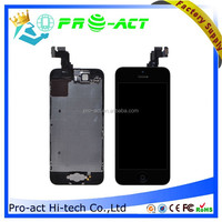 for iphone 5c lcd screen digitizer assembly with touch screen, original new