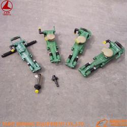 Tianshui Y19A Y20 Y24 YT27 YT28 YT29A Pneumatic Rock Drill