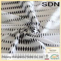 New Design 2015 printed fabric bed sheet fabric weight
