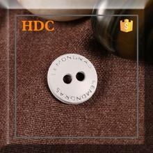New design fashion style shirt cuff buttons hole