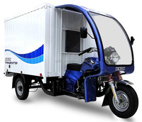 Cargo container tricycle with good price and quality FL200-B