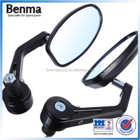 motorcycle convex mirrors,motorcycle rearview mirrors for Indian market
