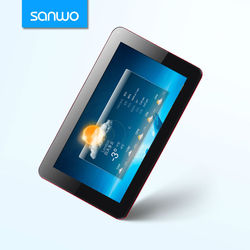 Cheap price accept Paypal 9 inch Dual-core 1.5Ghz Sanwo computer china manufacturer buy direct from china factory
