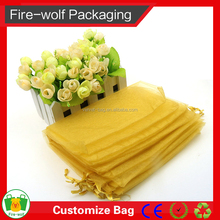 Hokkaido Specialized Premiums Manufacturer Wholesale Recyclable Organza Bag Advertising