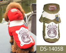 nice Winter Cotton Coat hot pet dog clothes