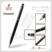 stylus touch ball pen widely used in hotels TS6800F