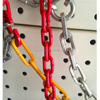 High Quality Safety Colorful Plastic Chain,Decorative Plastic Chain