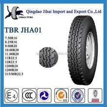 China Hot sales truck tyre /tyre truck online New and stock TBR Truck tire 7.50R16