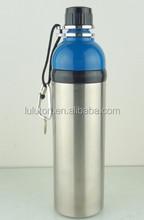 2015 trade assurance dog water bottle, 304ss pets bottle