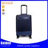 New style PU travel luggage hot sales trolley luggage bag