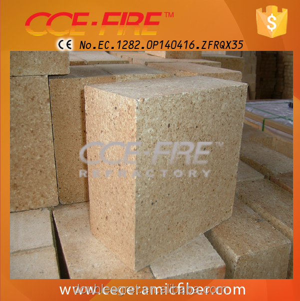 Fire Brick Foundry : Standard size fire bricks in refractory materials for